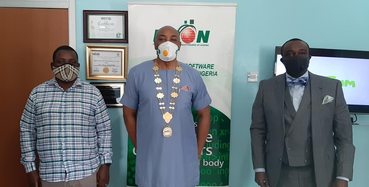 Chinenye Mba-Uzoukwu succeeds Yele Okeremi as President of ISPON